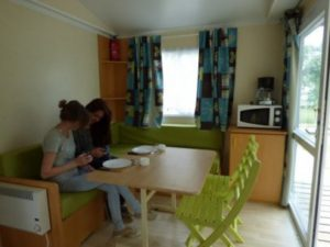 Mobil-home pas cher - Camping Le Merval